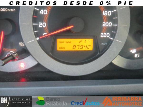 Toyota Rav 4 2.4 MT único dueño año 2012