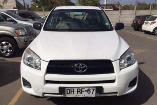 Toyota Rav 4 2. año 2012