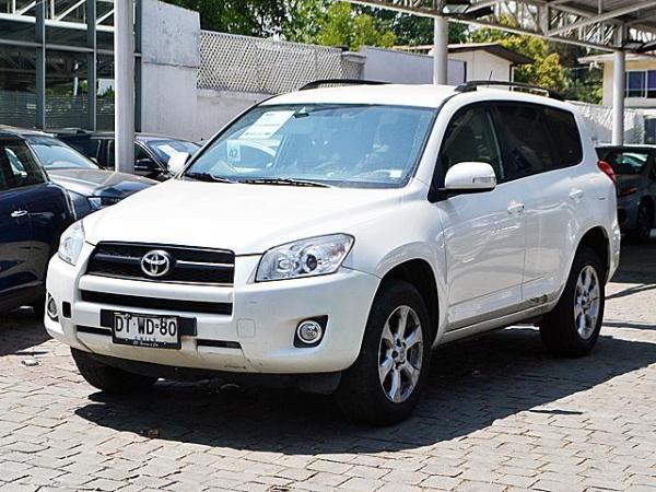 Toyota Rav 4  año 2012