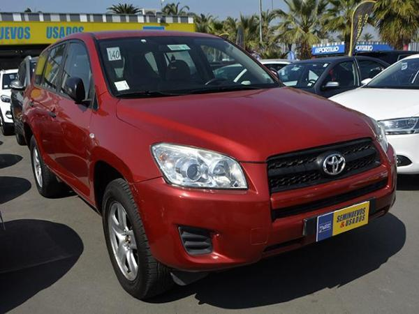 Toyota Rav 4 Rav4 2.4 año 2012