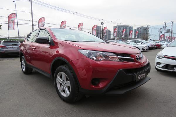 Toyota Rav 4  año 2013