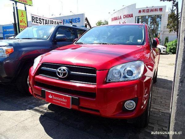 Toyota Rav 4 2.4 4X2 año 2013
