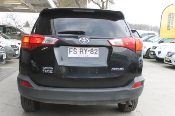 Toyota Rav 4 NEW RAV4 2.0 año 2013