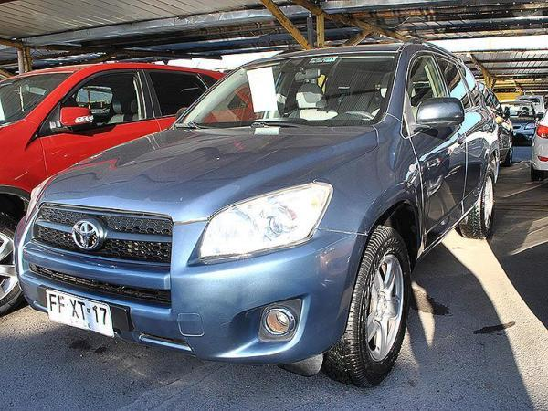 Toyota Rav 4 RAV4 año 2013
