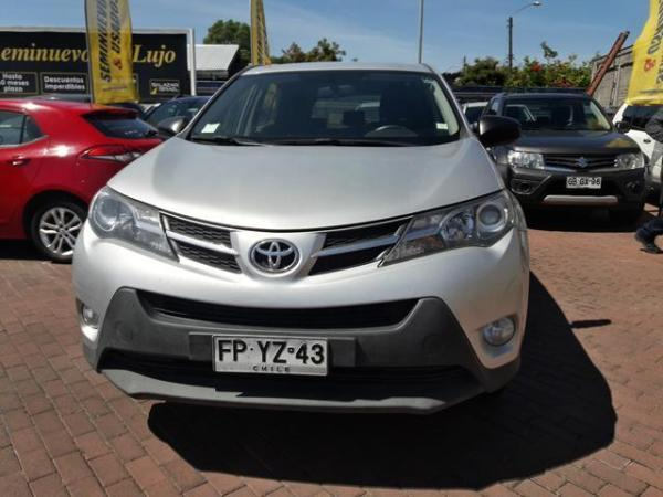 Toyota Rav 4 Rav4 2.5 año 2013