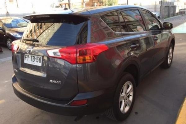 Toyota Rav 4 2.5 año 2014