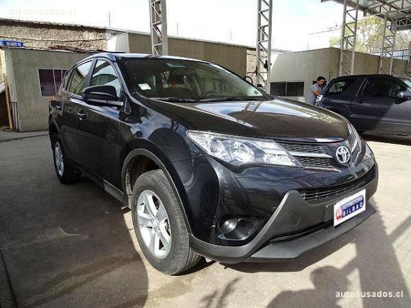 Toyota Rav 4 2.4 4x4 año 2014