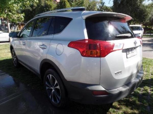 Toyota Rav 4 - año 2014