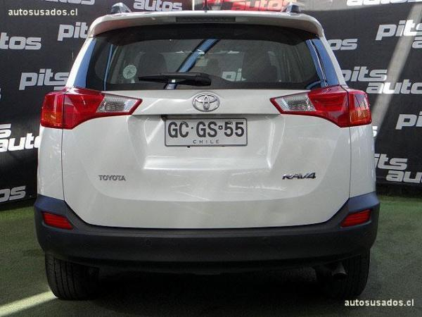 Toyota Rav 4 2.5 Airbags abs, 17 año 2014