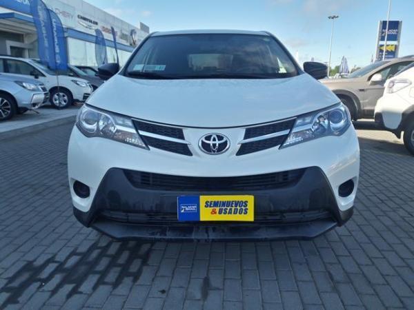 Toyota Rav 4 RAV 4 2.0 año 2015
