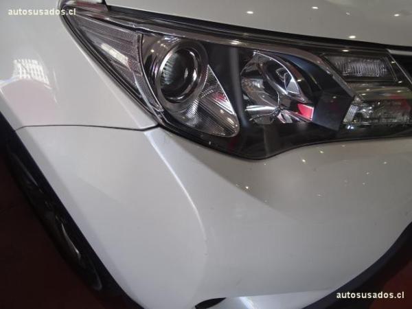 Toyota Rav 4  año 2015