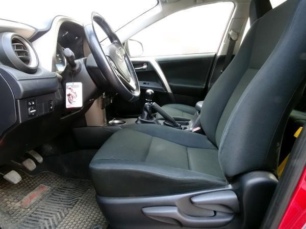 Toyota Rav 4 2.5 año 2015