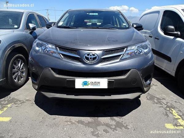 Toyota Rav 4 2.5 4x2 año 2015
