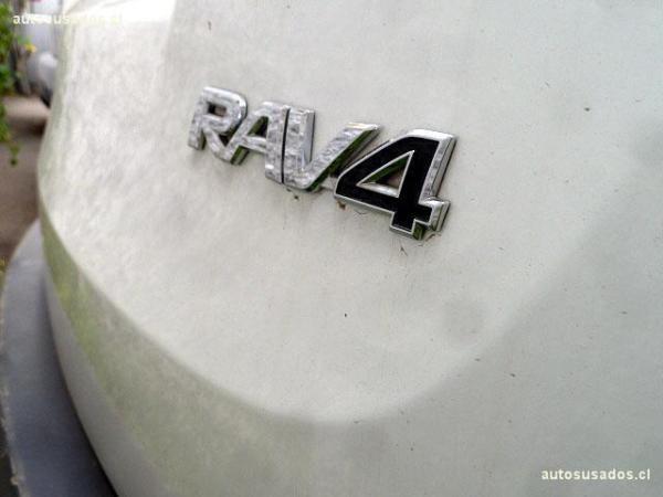 Toyota Rav 4 TURBO año 2015