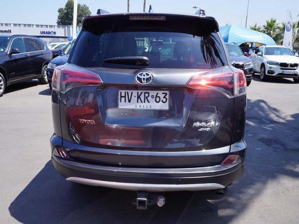 Toyota Rav 4 NEW RAV4 LTD 4X4 2.5 año 2016