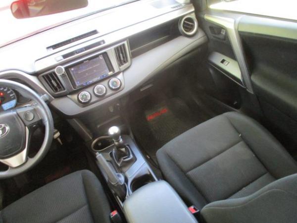 Toyota Rav 4 2.0 4X2 año 2016
