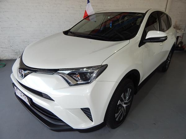 Toyota Rav 4 2.0 año 2016