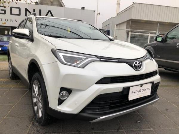Toyota Rav 4 LIMITED 2.5 4WD AT año 2016