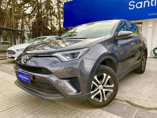 Toyota Rav 4 GARANTÍA DE FÁBRICA VIG año 2016