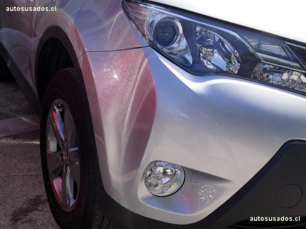 Toyota Rav 4 2.5 año 2016