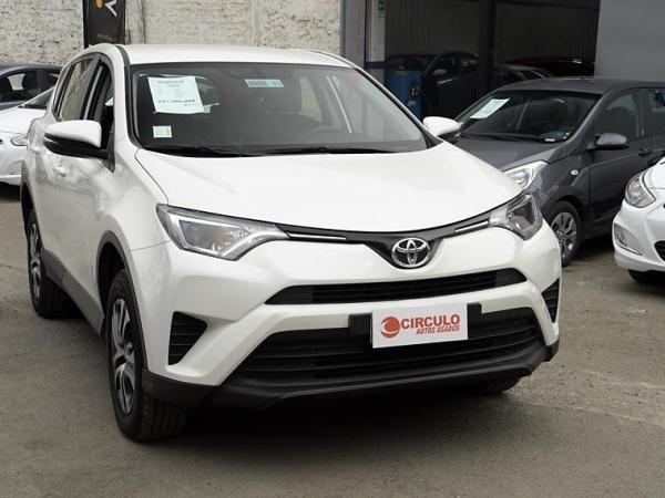 Toyota Rav 4 NEW RAV4 CVT año 2017