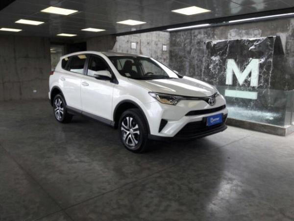 Toyota Rav 4 2.0 CVT año 2017