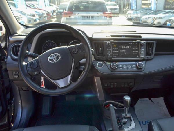 Toyota Rav 4 RAV4 4X4 2.5 año 2017