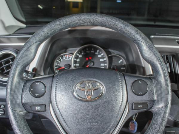 Toyota Rav 4 CVT 2.0 4X2 año 2018