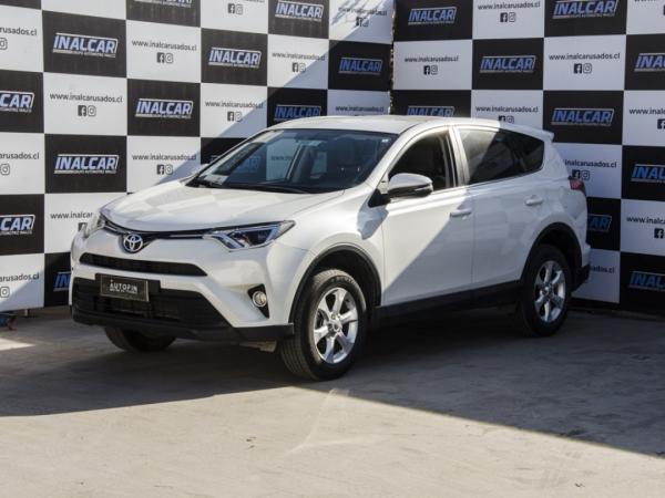 Toyota Rav 4 2.0L GRAN 4X2 año 2018