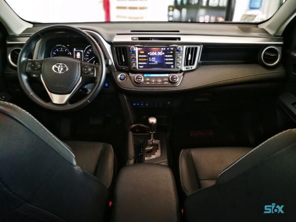 Toyota Rav 4 RAV 4 2.5 Limited 4X4 año 2018