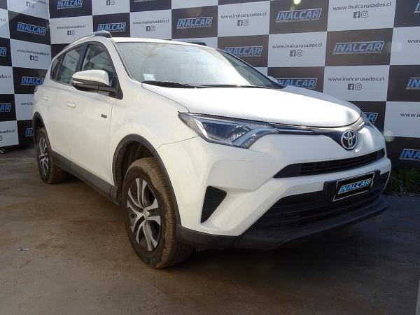 Toyota Rav 4 2.0 MT año 2019
