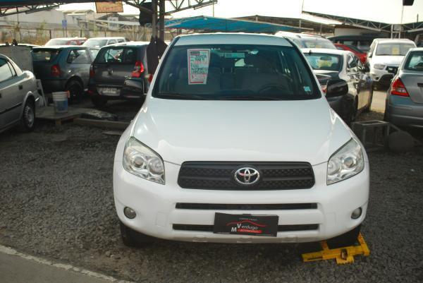 Toyota Rav4  año 2007