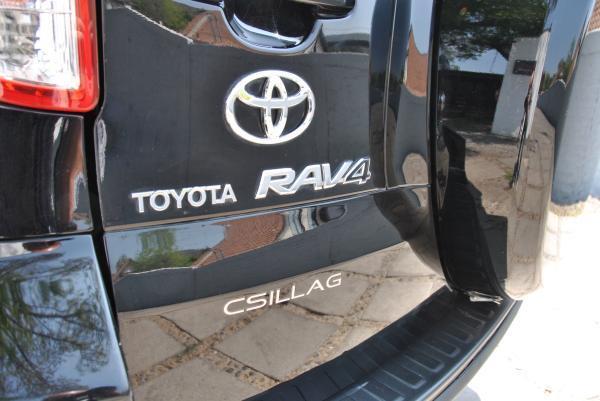 Toyota Rav4 AT año 2010