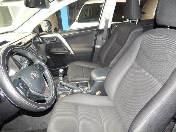 Toyota Rav4 2.0 año 2016