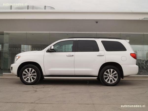 Toyota Sequoia 5.7 LIMITED 4X4 año 2015