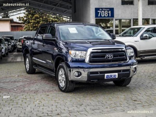 Toyota Tundra 5.7L V8 IFORCE 4X4 año 2014