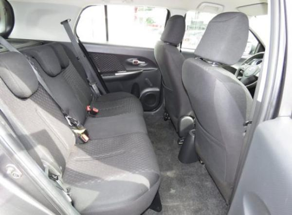 Toyota Urban Cruiser LS año 2012