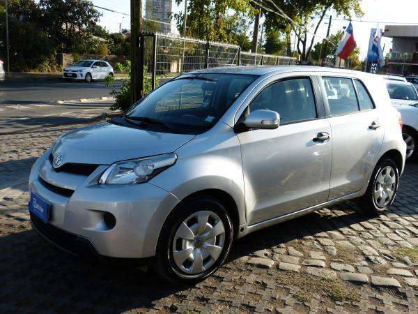 Toyota Urban Cruiser GLI año 2013