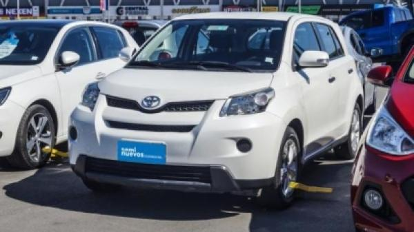 Toyota Urban Cruiser - año 2013