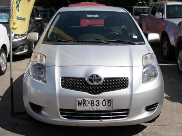 Toyota Yaris Yaris Sport Xli 1.3 año 2007