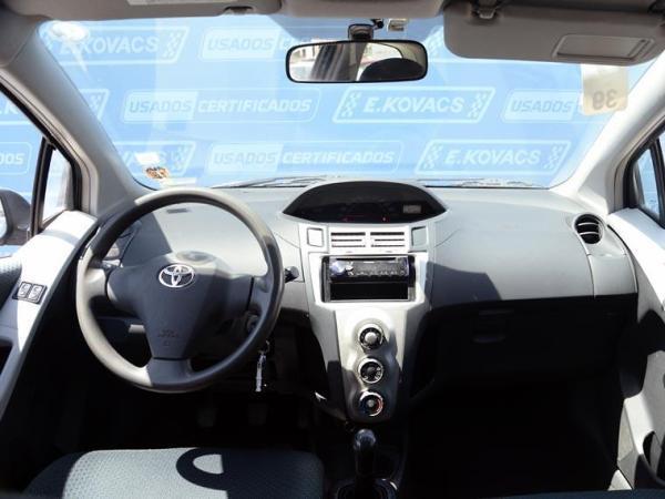Toyota Yaris SPORT XLI 1.3 año 2008