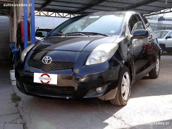 Toyota Yaris SPORT XLI año 2008