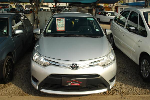 Toyota Yaris  año 2016