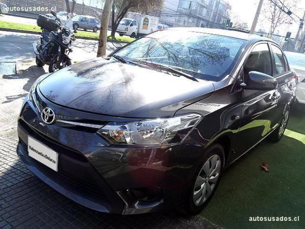 Toyota Yaris GLI año 2016