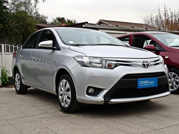 Toyota Yaris YARIS SEDAN GLI 150ME0 año 2017