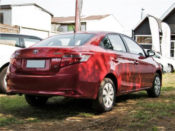 Toyota Yaris MT año 2018