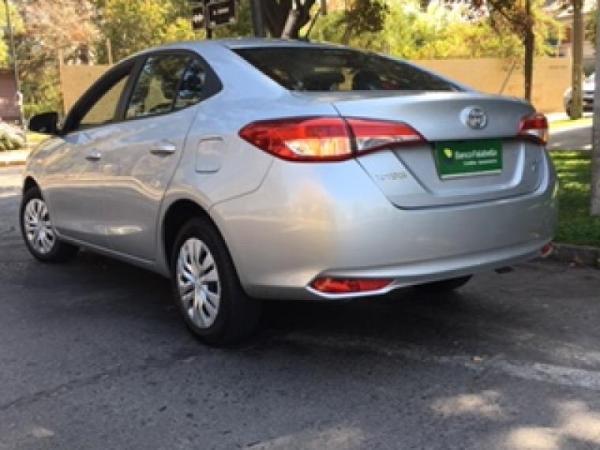 Toyota Yaris ALL NEW YARIS GLI 1.5 AT año 2018