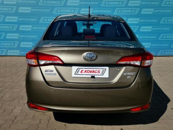 Toyota Yaris NEW GLI 1.5 AC MT año 2018
