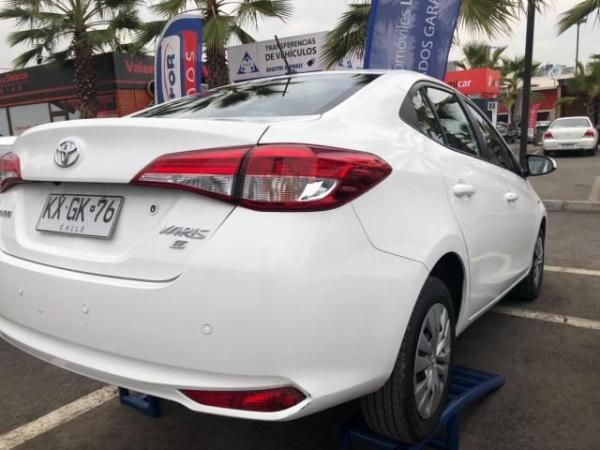 Toyota Yaris GLI año 2019