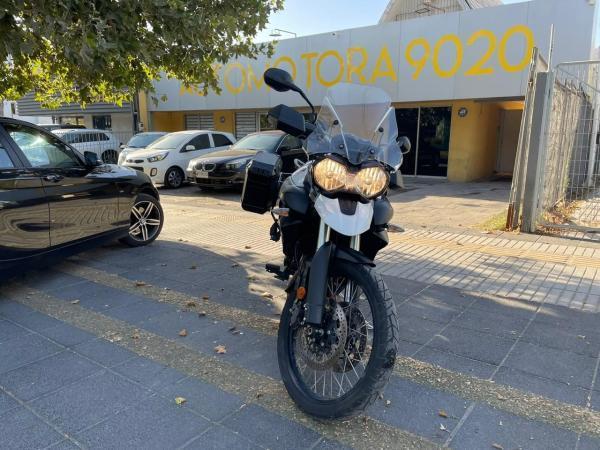 Triumph Tiger 800 XC año 2015